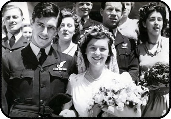 Peter and Monica Knox - Wedding Photo